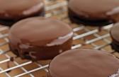 Čokoladni keksi s okusom mente
