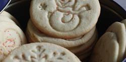 Slatki praznični kolačići